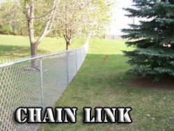 Chain Link Fence Installer MN